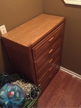 dresser: chest of drawers. in Fort Bragg, North Carolina