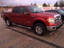 Ford F150 Super-Crew 4X4 XLT in Ramstein, Germany