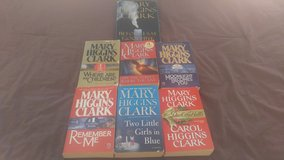 Mary Higgins Clark assortment in Glendale Heights, Illinois
