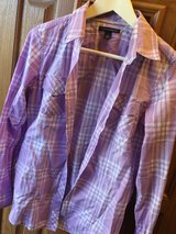 Woman's banana republic size small blouse in Glendale Heights, Illinois