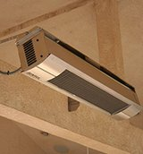 Sunpak Infrared Gas Outdoor Patio Heater, Ceiling Mounted in bookoo, US
