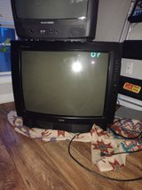 TV with remote. in Fort Rucker, Alabama