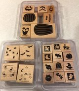 Stampin UP 3 Halloween Stamp Sets in Plainfield, Illinois