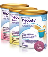 NEOCATE JUNIOR VANILLA WITH PROBIOTICS in Schofield Barracks, Hawaii