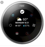 Nest Smart Thermostat in Houston, Texas
