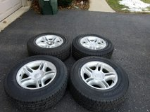 Cooper tires with Dodge 17 inch rims in Bartlett, Illinois