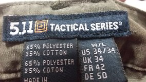 5.11 tactical pant in Camp Lejeune, North Carolina