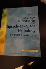 SLP Praxis Prep book in Aurora, Illinois