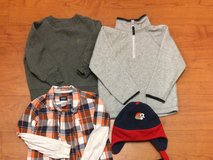 Boys 3T Fall / Winter in Fort Campbell, Kentucky