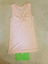 Peach Sleeveless top by Tee Shop - S in Naperville, Illinois