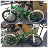 Diamondback BMX bike in Camp Pendleton, California