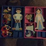 Melissa and Doug Magnetic Dress-Up in Fort Irwin, California
