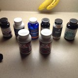 Brand New Health Supplements - Still Sealed, Never Used in Okinawa, Japan