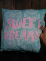 Sweet dreams pillow in Hinesville, Georgia