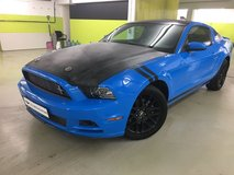 Ford Mustang Premium V6 2014 in Ramstein, Germany