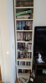 IKEA BILLY bookcase with top extension in Ramstein, Germany