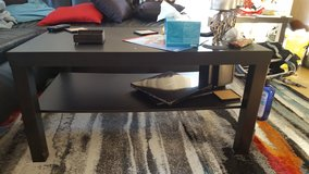 coffee table and matching side table in Ramstein, Germany