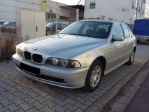 BMW 520i Automatic Transmission Facelift Year 2000 in Ramstein, Germany