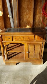 Antique cabinet in Naperville, Illinois