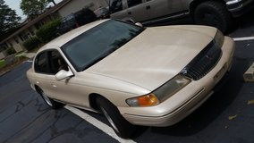 1995 Lincoln Continental in Jacksonville, Florida
