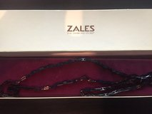 Mens black chain necklace in Ramstein, Germany