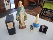 Vtg Madonnas-Funeral Services 'How-To' in Byron, Georgia