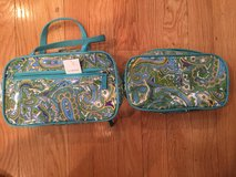 Liz Claiborne 2 make up cases:  brand new in Glendale Heights, Illinois
