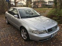 Audi a4 1,9 Tdi Diesel new inspection in Hohenfels, Germany