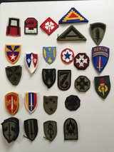 US Army Patches in Ramstein, Germany