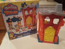 Play Doh town firehouse in Peoria, Illinois