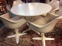 Mid Century Modern Dining Set in Conroe, Texas