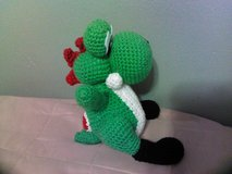 Crochet Yoshi in Colorado Springs, Colorado