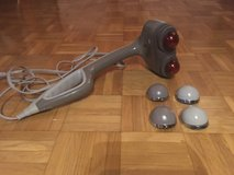 Electronic Homedics Percussion Action Massager - 120V in Ramstein, Germany