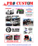 Automotive Upgrades & Repairs in Oceanside, California
