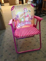 Barbie folding chair in Alamogordo, New Mexico