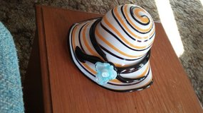 Glass HAT Candy Dish in Fairfield, California