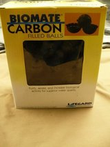 Biomate carbon filled balls in Lockport, Illinois