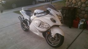 2011 Hayabusa in Camp Pendleton, California
