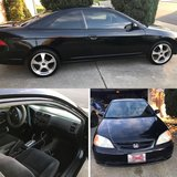 **Reduced Price** 2003 Honda Civic EX 2D Coupe in Vacaville, California