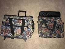 Rolling Sewing Machine Cover and Matching Bag in Barstow, California