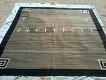 7' x 7' Area Rug/Wall Tapestry in Yucca Valley, California