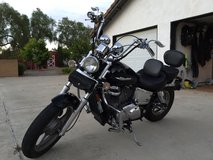 Honda Shadow 1100 in Camp Pendleton, California