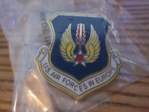 US Air Forces in Europe Lapel Pin in Alamogordo, New Mexico