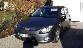 Hyundai i30 Model 2010 just passed inspection! in Hohenfels, Germany