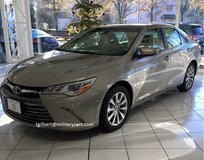 2016 Toyota CAMRY XLE Fully Loaded in Spangdahlem, Germany