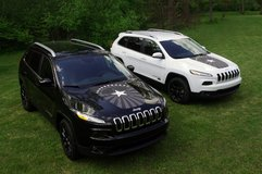 Jeep Cherokee Latitude Warrior Edition in Ramstein, Germany