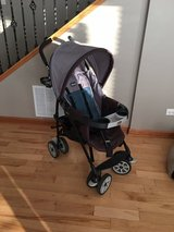 Chicco Key Fit 30 Travel System Stroller in Glendale Heights, Illinois