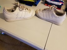 Boys size 3youth Adidas Shoes in Fort Riley, Kansas