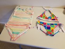 Girls size XL 14/16 swim suits in Fort Riley, Kansas