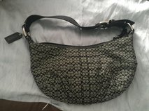 Black Coach Purse*Reduced* in Naperville, Illinois